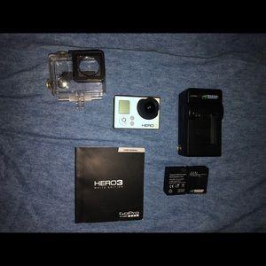 GoPro Hero 3 kit